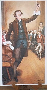 Patrick Henry by Malissa Beatty